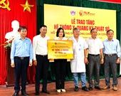 Tập đoàn T T Group tặng hệ thống X-Quang kỹ thuật số cho tỉnh Quảng Nam phòng chống dịch COVID-19