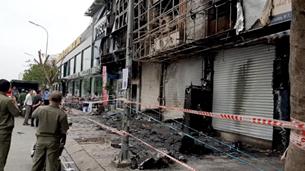 Lý do không tưởng tượng vụ con nghiện đốt dây dẫn điện Ngân hàng Eximbank
