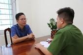 Phê chuẩn khởi tố Phó ban Tuyên giáo huyện vu khống lãnh đạo