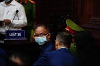 Tại tòa ông Nguyễn Thành Tài thừa nhận sai phạm