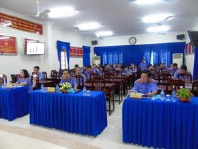 VKSND tỉnh Đồng Tháp thực hiện hiệu quả nhiều nhiệm vụ đột phá năm 2020