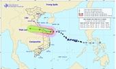 Chiều nay, bão số 5 đổ bộ đất liền Nam miền Trung