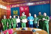 Trao thưởng chuyên án bắt trùm ma túy ở Kỳ Sơn