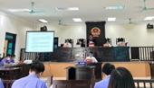 """Bắc Ninh Phối hợp tổ chức phiên tòa rút kinh nghiệm vụ án """"Tàng trữ trái phép chất ma tuý"""""""