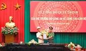 Bổ nhiệm Trưởng phòng Tham mưu làm Phó Giám đốc Công an tỉnh Thái Bình