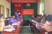 VKSND tỉnh Đắk Nông trực tiếp kiểm sát tại Chi cục Thi hành án dân sự