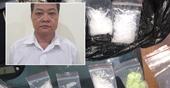 Soi bộ dụng cụ sử dụng ma túy của Phó Hiệu trưởng