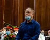 Cựu Phó Chủ tịch UBND TP HCM Nguyễn Thành Tài lãnh 8 năm tù