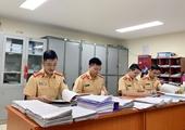 Thiếu tá Phạm Ngọc Thành Tấm gương tiêu biểu của CSGT Thủ đô