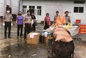 Trực tiếp kiểm sát việc tiêu hủy vật chứng, tài sản của 3 bản án