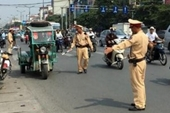 Đại úy CSGT ở Thanh Hóa bị tước quân tịch