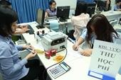 Kiểm tra đột xuất, xử lý các trường lạm thu tại Hà Nội