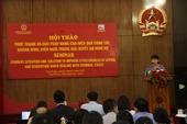 VKSND TP Hải Phòng nâng cao hiệu quả công tác kháng nghị, kiến nghị trong giải quyết án hình sự
