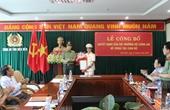 Thượng tá Giàng Páo Sính giữ chức vụ Phó giám đốc Công an tỉnh Điện Biên