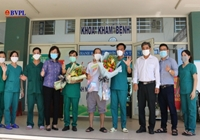Bệnh nhân mắc COVID-19 cuối cùng tại Đà Nẵng được xuất viện