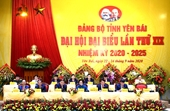 Đảng bộ tỉnh Sơn La và Yên Bái tổ chức đại hội