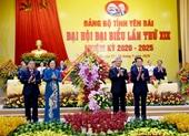 Thường trực Ban Bí thư Yên Bái phải thực hiện được mục tiêu năm 2025 trở thành tỉnh khá