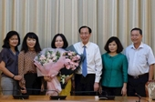 Bổ nhiệm bà Phan Thị Hồng giữ chức vụ Phó Giám đốc Sở Tài chính TP HCM