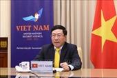 Việt Nam tham dự Phiên họp trực tuyến cấp cao của Hội đồng Bảo an Liên hợp quốc