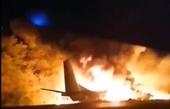 Máy bay vận tải quân sự rơi ở Ukraine, 25 người thiệt mạng