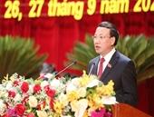 Quyết tâm xây dựng Quảng Ninh trở thành tỉnh kiểu mẫu