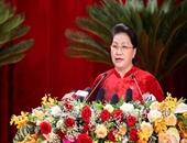 Chủ tịch Quốc hội Nguyễn Thị Kim Ngân Quảng Ninh có vị trí rất quan trọng trong Vùng kinh tế trọng điểm phía Bắc và cả nước