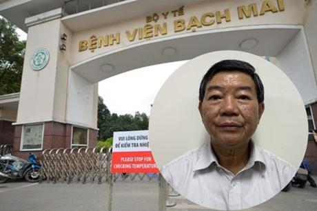 Hình phạt nào cho nguyên Giám đốc Bệnh viện Bạch Mai