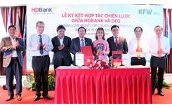 HDBank phát hành trái phiếu chuyển đổi cho đối tác chiến lược DEG thuộc Ngân hàng tái thiết KFW của Đức