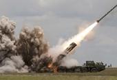 Choáng với mưa tên lửa từ pháo phản lực đa nòng bắn loạt mới nhất của Nga