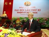 Tổng Bí thư, Chủ tịch nước Nguyễn Phú Trọng Quân đội phải tuyệt đối trung thành với Đảng, với Tổ quốc, gắn bó máu thịt với nhân dân