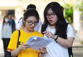 Trước 17h ngày 5 10, các trường đại học sẽ công bố điểm chuẩn