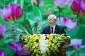 Tổng Bí thư, Chủ tịch nước Nguyễn Phú Trọng Xây dựng Đảng bộ Quân đội thật sự mẫu mực, thật sự trong sạch, vững mạnh