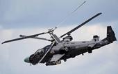 Nga tiếp tục nâng cấp trực thăng quân sự Ka-52M sau những bài học từ chiến trường Syria