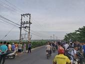 Nửa đêm mất điện, người dân tá hỏa phát hiện người chết treo gần trạm biến áp