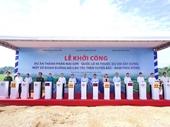 Thủ tướng Nguyễn Xuân Phúc dự lễ khởi công dự án Mai Sơn – Quốc lộ 45