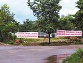 Vì sao các hộ dân phản đối việc xây trạm xử lý nước thải trong công viên