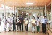 Sau Đà Nẵng, Quảng Nam không còn bệnh nhân mắc COVID-19