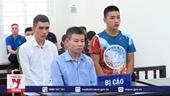 Xét xử vụ cướp tại Ngân hàng Techcombank Sóc Sơn