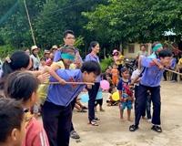 """VKSND huyện Tây Sơn với Chương trình """"Trung thu cho em"""""""