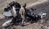 Armenia công bố hình ảnh chiếc Su-25 nghi bị tiêm kích F-16 Thổ Nhĩ Kỳ bắn hạ