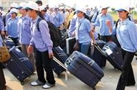 Tiếp tục tạm dừng đưa lao động sang Malaisia làm việc