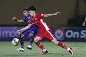 Vòng 13 V-League Sài Gòn FC khó giữ ngôi đầu bảng