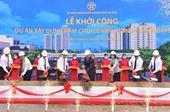 Hà Nội khởi công xây dựng hầm chui Lê Văn Lương - Vành đai 3