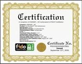 Hệ điều hành VOS của Vinsmart đạt chuẩn Fido2, hỗ trợ xác thực mạnh không cần mật khẩu