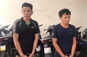 Triệt xóa ổ nhóm gây ra hơn 60 vụ trộm cắp xe gắn máy