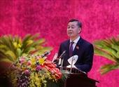 Đồng chí Ngô Văn Tuấn được bầu làm Bí thư Tỉnh ủy Hòa Bình