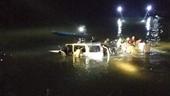 Tai nạn thảm khốc, 5 người rơi xuống sông tử vong thương tâm