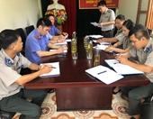 Trực tiếp kiểm sát công tác thi hành án dân sự tại huyện Đầm Hà