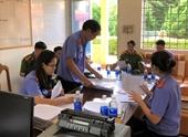 VKSND tỉnh Đắk Nông trực tiếp kiểm sát tại Nhà tạm giữ
