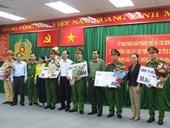 TP HCM khen thưởng các đơn vị triệt phá 2 đường dây ma túy lớn